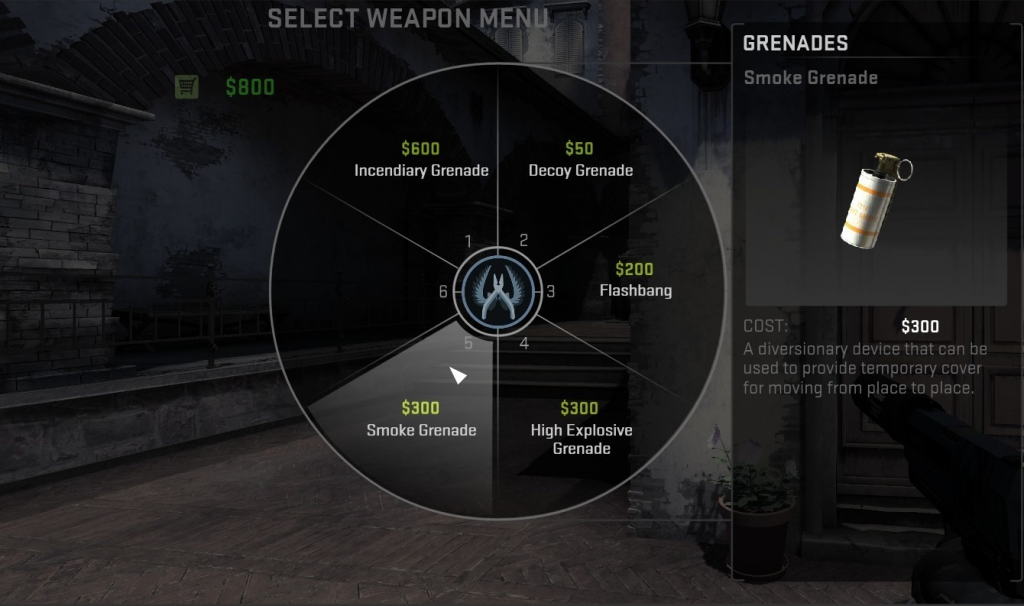 Global Offensive Purchases