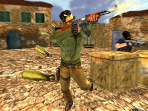 Counter-Strike Shooting